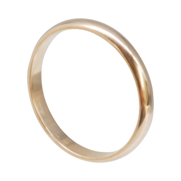 14ct Antique  Rose Gold Band