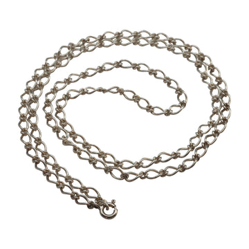 Vintage Silver Fancy Link Chain.