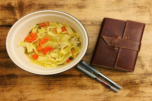 Chicken Soup and Journaling for the Mind