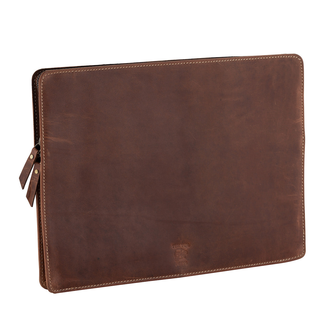 Handmade Buffalo Leather Luxury Laptop Sleeve