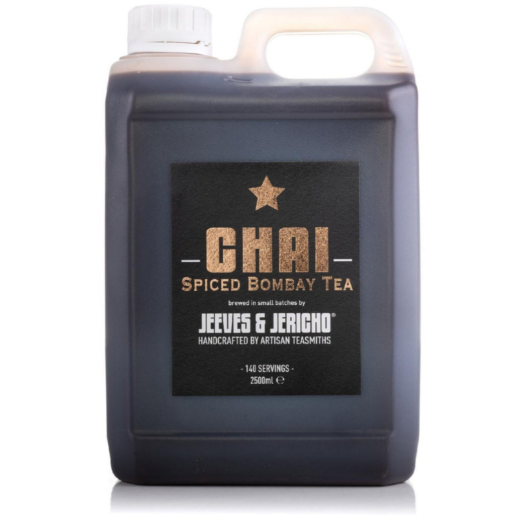 Spiced Bombay Chai Concentrate Bulk Container 2500ml