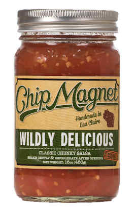 Chip Magnet - Wildly Delicious Salsa - 16 oz.