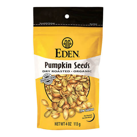 Eden Foods - Pumpkin Seeds 4oz.