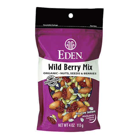 Eden Foods - Wild Berry Mix 4oz.