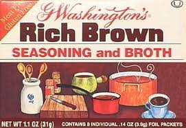 George Washington Broth - Brown - 1.1 oz.