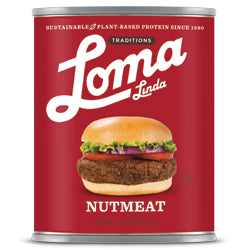 Loma Linda - Nutmeat - 14.6 oz.