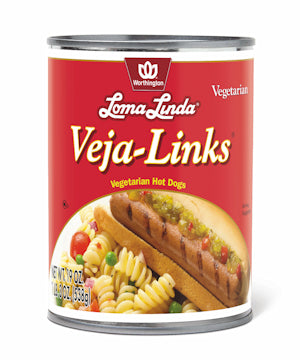 Loma Linda - Veja-Links Low Fat - 19 oz.