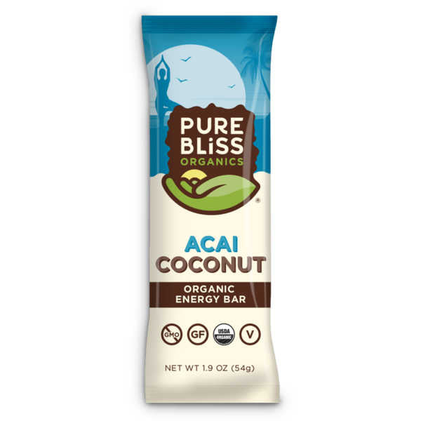 PURE BLiSS - Acai Coconut Energy Bar