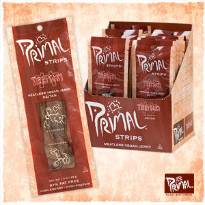 Primal Strips - Teriyaki - 1 oz.
