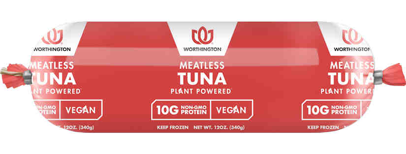 Worthington - Meatless Tuna Roll - 12oz.
