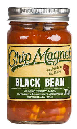 Chip Magnet - Black Bean Salsa - 16 oz.