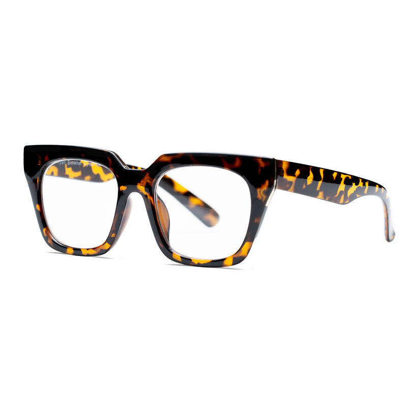 MADISON | Tortoise / Gold Rim