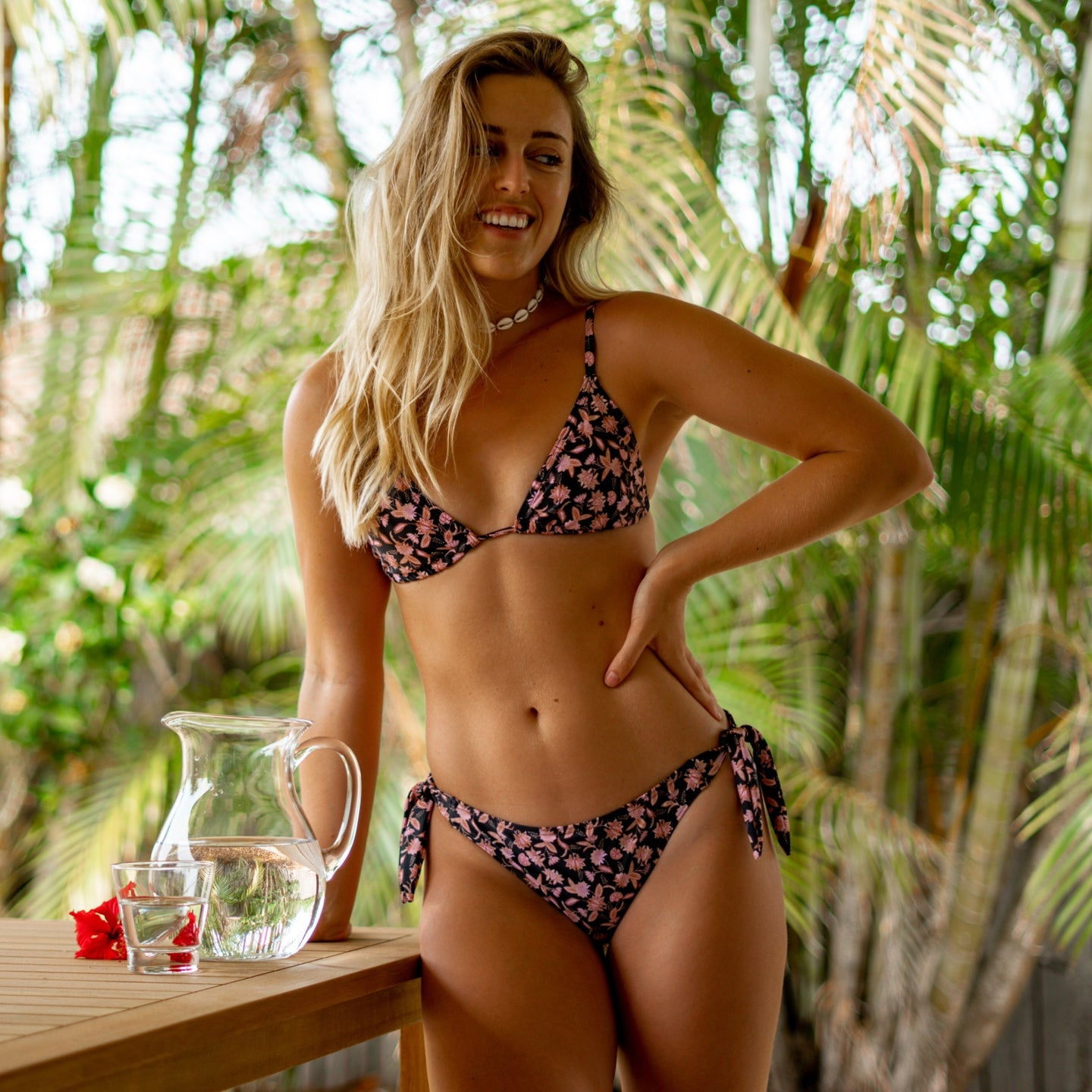 Isla In Bloom Swimwear Bodhi Collection