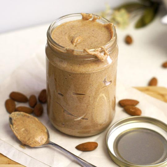 Vegan Almond Butter