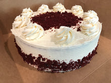 Load image into Gallery viewer, Vegan Red Velvet Cake