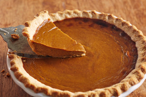 Love+flour bakery pumpkin pie
