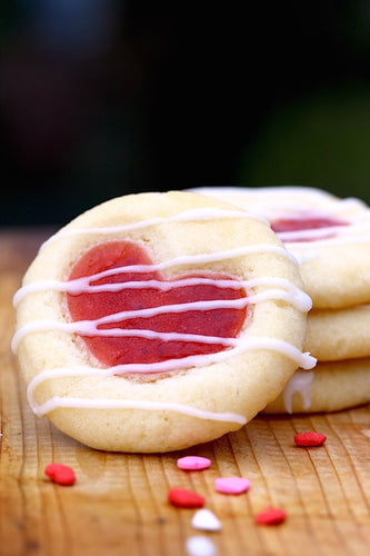 Vegan Sweetheart Cookies