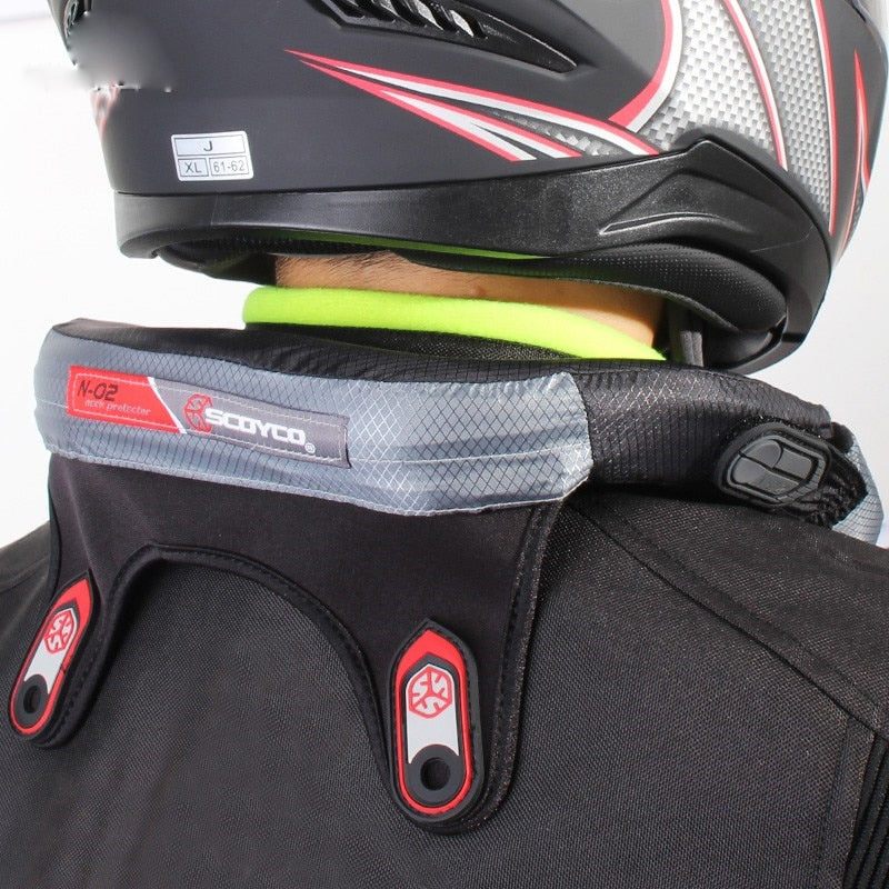 Injury Prevention Motorcycle Neck braces
