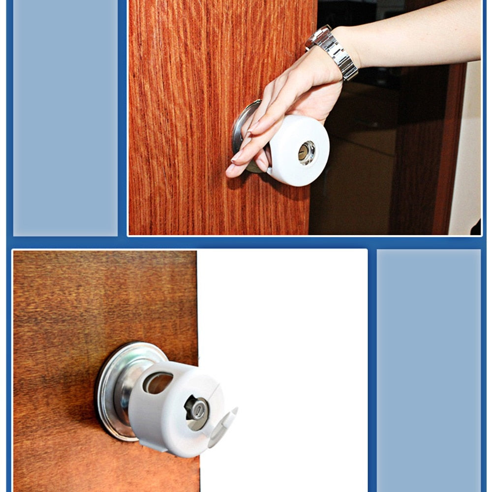 Door Knob safety cover