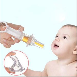 Anti-choking Baby Pacifier Medicine Dispenser