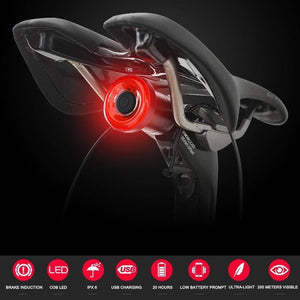 ZLite Smart Cycling Bike Rear Light
