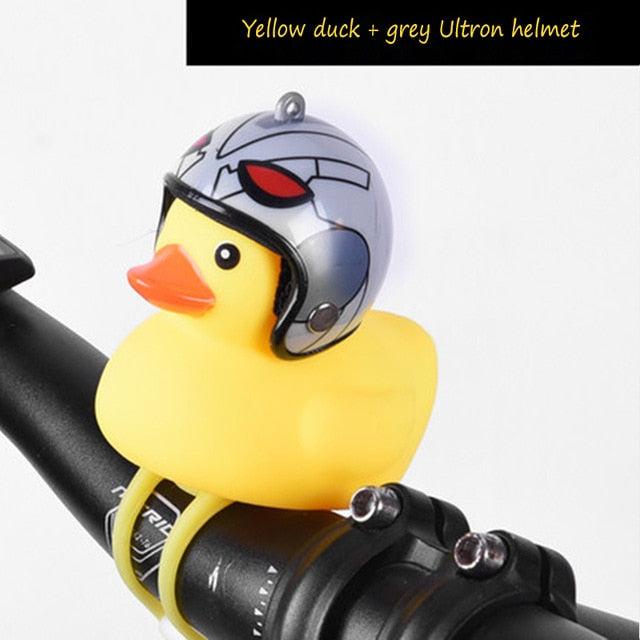 Duck Bicycle Bell & Head Lights | voilaZ