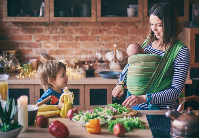 Postpartum Nutrition - Cooking Class (Williams Sonoma - Mosaic District)