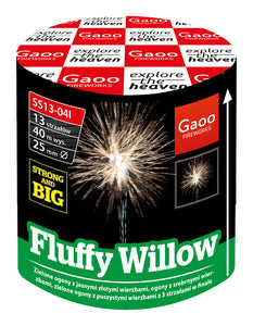 "Gaoo Batterie ""Fluffy Willow"" 13 Schuss"