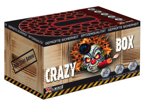 "Xplode Batterie ""Crazy box"" 82 Schuss"