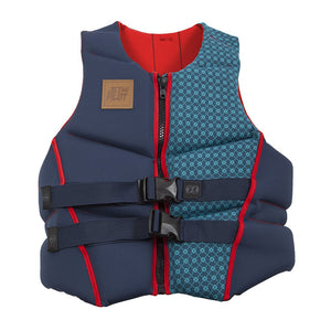 New Jet Pilot life vest on sale. Men's, front view.