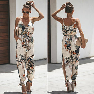 The Gorgeous Sleeveless Jumpsuits