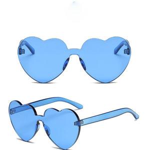Heart Style Sunglasses