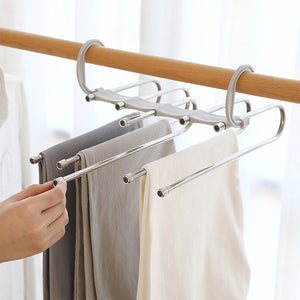 (Limited Sale: 60%off and Buy 2 Free Shipping)Multi-functional Pants Rack