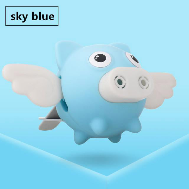 Car Small Flying Pig Fairy(Buy One Get 3 Free Perfume Tablets)