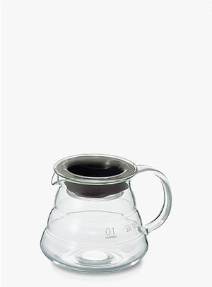 Hario V60 glaskande 360 ml (Range Server)