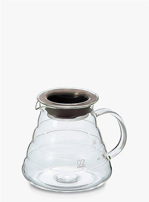 Hario V60 glaskande 600 ml (Range Server)