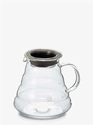 Hario V60 glaskande 800 ml (Range Server)