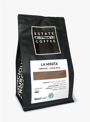 Estate Coffee La Minita - 200 gram, hele bønner