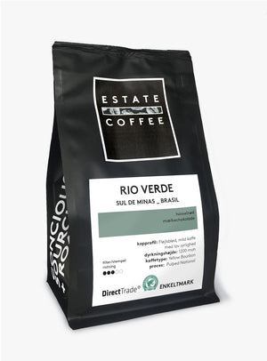 Estate Coffee Rio Verde - 200 gram, hele bønner