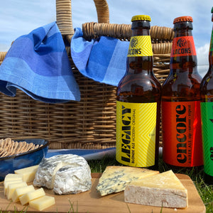 Vibrant beer and cheese pairings with Lacons Brewery
