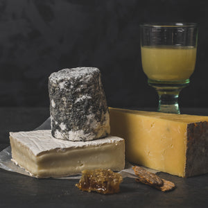 Slate's guide to pairing cheese and cider
