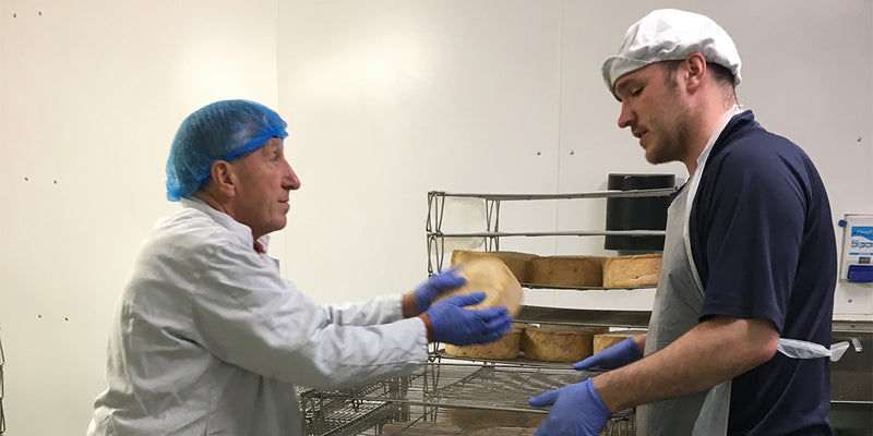 Hands-on with Ferndale Cheeses