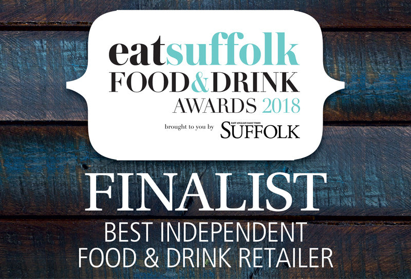 Eat Suffolk Food & Drink Awards 2018 blog
