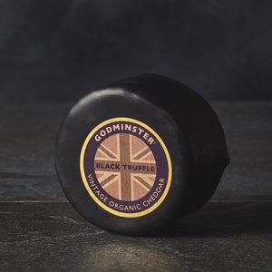 Godminster Black Truffle Cheddar