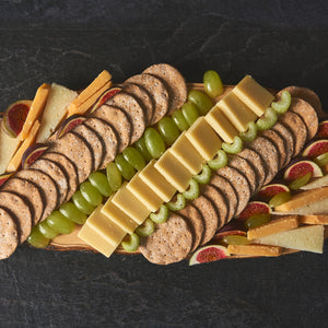 Five tips for creating a fabulous party platter this festive season
