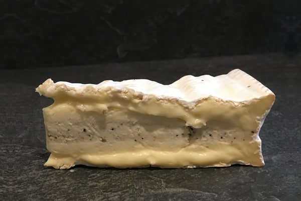 Cheese of the Month: Truffle Brie
