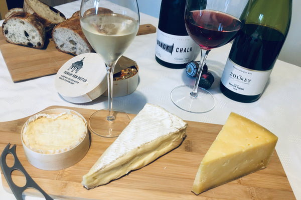 Chalk and cheese: wine pairings for our July trio of East Anglian favourites