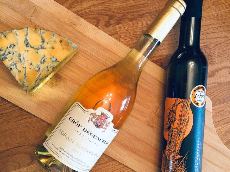 Wine pairings for our September Cheesemonger's Special Selection