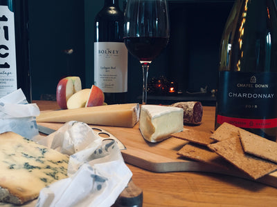 Wine Pairings for December's Cheesemonger's Special Selection