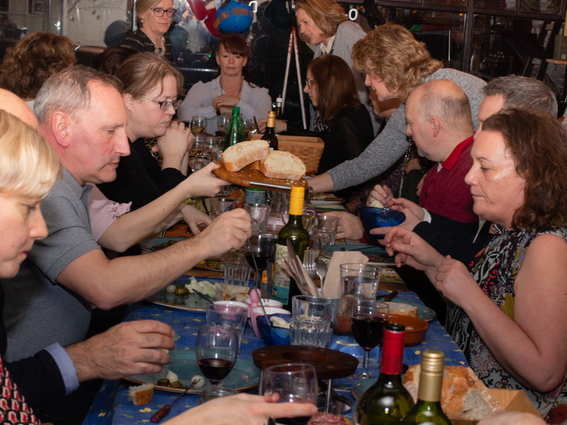 Melted cheese: fondue supper club hosted by Alive with Flavour